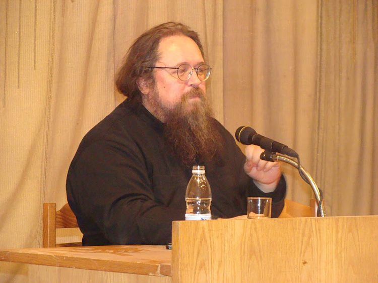 2012-01-28 Беседа Андрея Кураева в РКИЦ