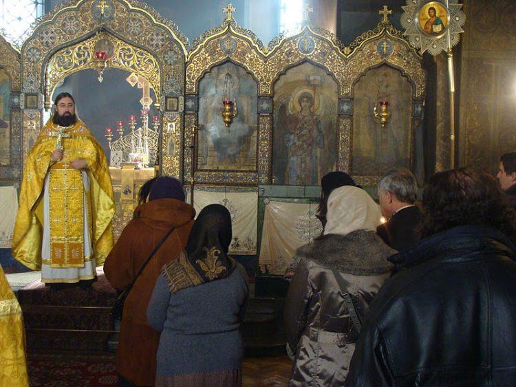 2012-02-01 3-я годовщина интронизации Патриарха Кирилла