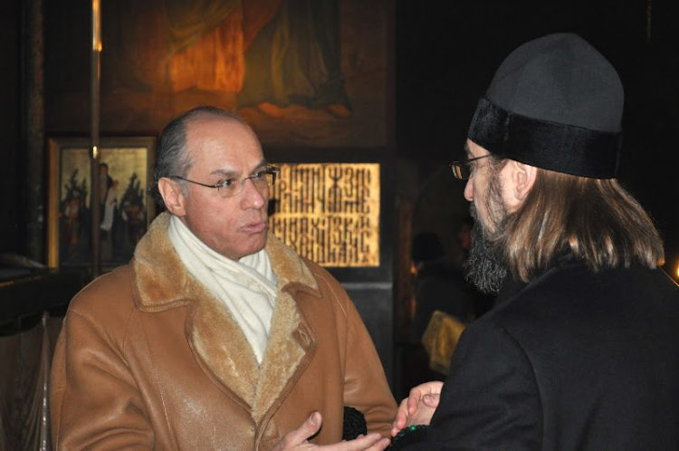 2012-02-15 Посещение Посла Италии в РБ