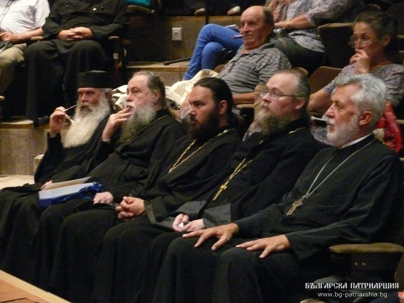 Откриване на XVI издание на Седмицата на православната книга във Варна 2