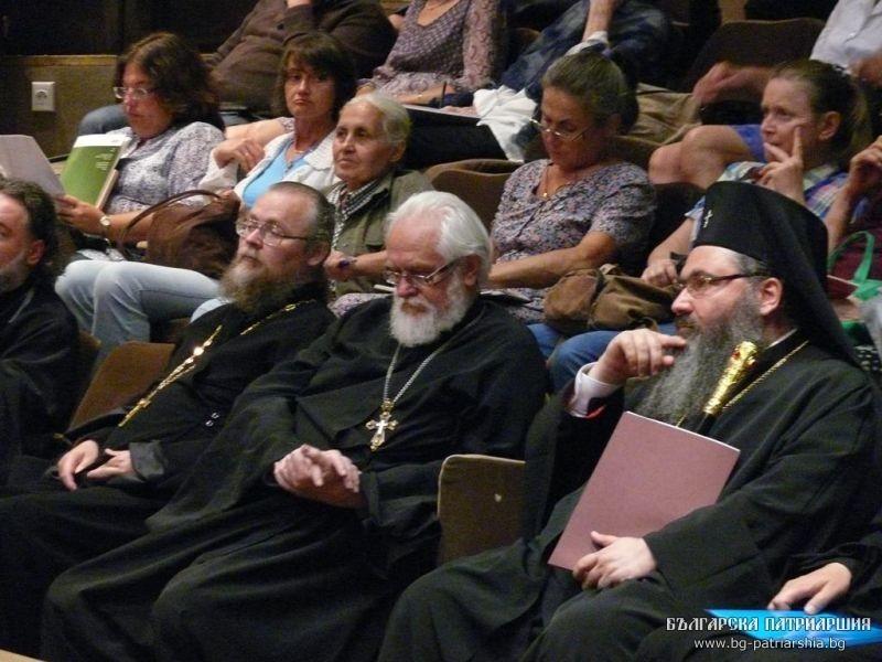 Откриване на XVI издание на Седмицата на православната книга във Варна 4