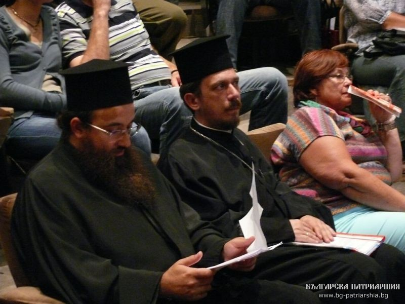 Откриване на XVI издание на Седмицата на православната книга във Варна 5