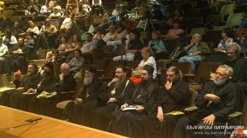 Откриване на XVI издание на Седмицата на православната книга във Варна 8