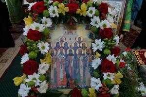 Икона собора Виницких святых