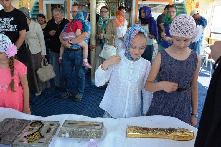 паломничество к святыням Афона