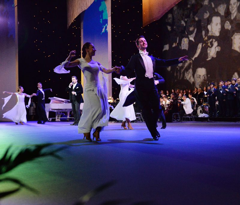Концерт посвященный 100-летию восстановления Патриаршества в Русской Церкви