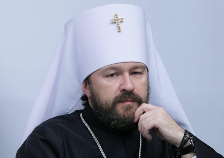 Митрополит Волоколамский Иларион. Фото: © РИА Новости/Виталий Белоусов