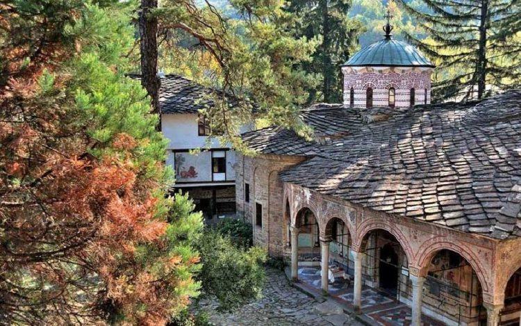 Троянскй монастырь