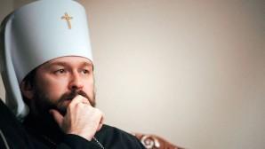 митрополит Иларион, интерью