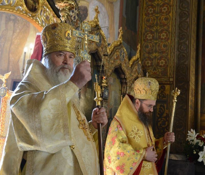 День памяти святителя Серафима, архиепископа Богучарского (100)