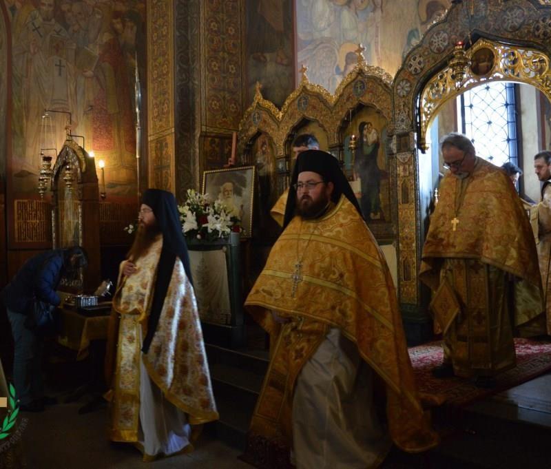 День памяти святителя Серафима, архиепископа Богучарского (13)