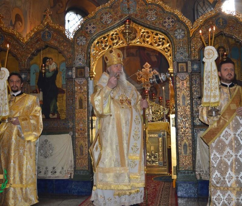 День памяти святителя Серафима, архиепископа Богучарского (25)