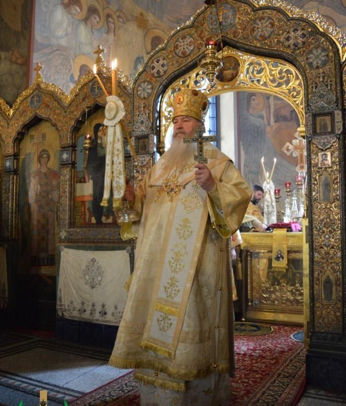 День памяти святителя Серафима, архиепископа Богучарского (28)