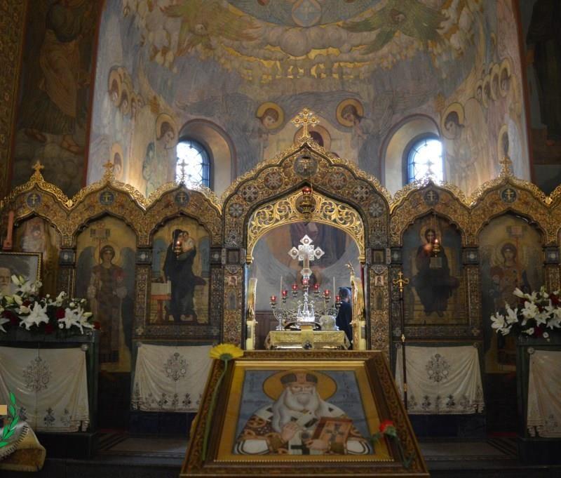 День памяти святителя Серафима, архиепископа Богучарского (3)