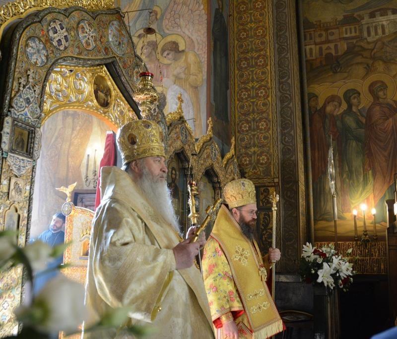 День памяти святителя Серафима, архиепископа Богучарского (99)