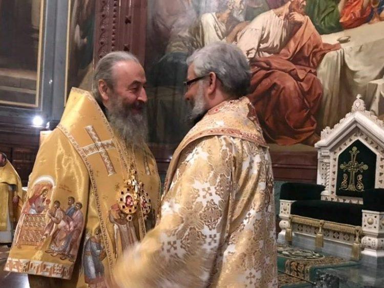интeрвью митрополита Киприана