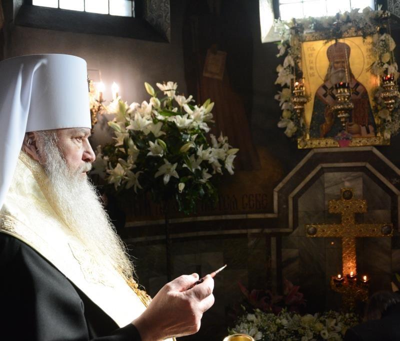 молебен у мощей свт. Серафима Софийского (12)