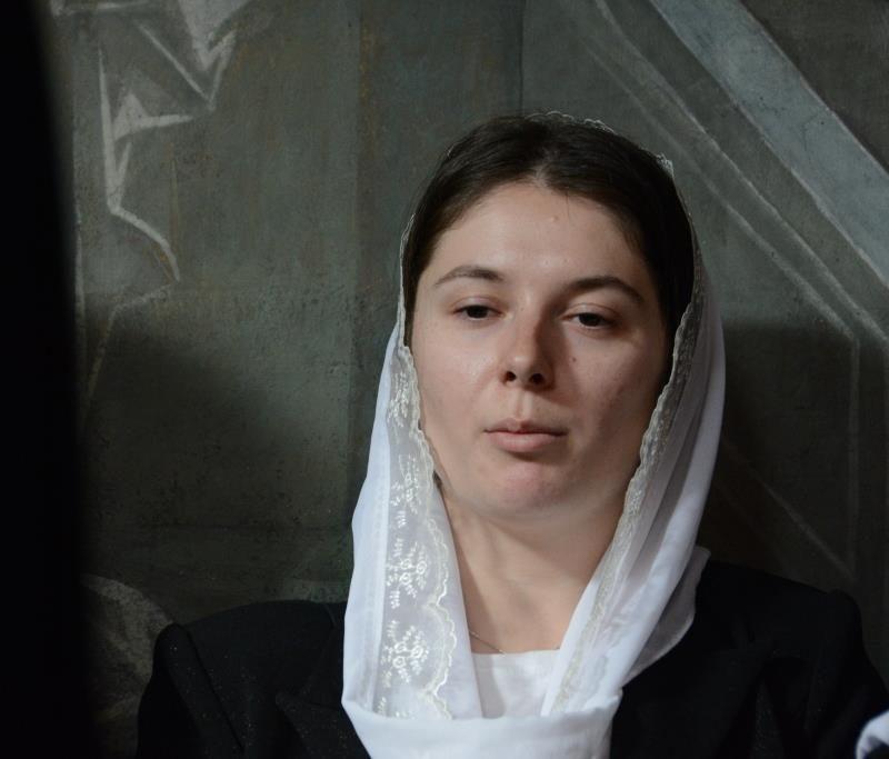 молебен у мощей свт. Серафима Софийского (7)