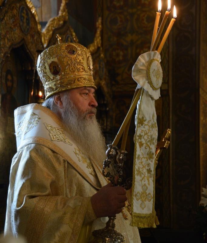 День памяти святителя Серафима, архиепископа Богучарского (29)