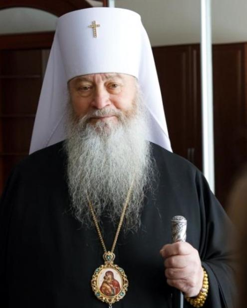 митрополит Владимирский и Суздальский Тихон 2